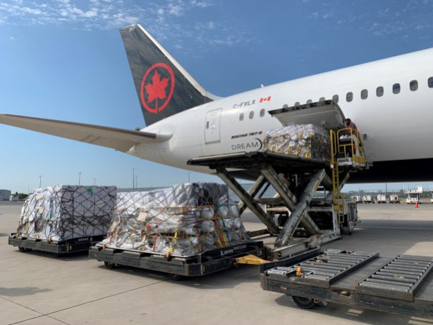 air canada supports india relief efforts by transporting critical covid 19 medical supplies Airplane GEEK Air Canada supports India relief efforts by transporting critical COVID-19 medical supplies