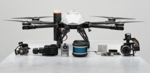 asylon and boston dynamics partner on robotic security platform that combines air and ground based drones Airplane GEEK Asylon and Boston Dynamics Partner on Robotic Security Platform that Combines Air and Ground-based Drones