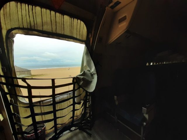 An Lockheed L1011 with a view - Photo: Jerome de Vries