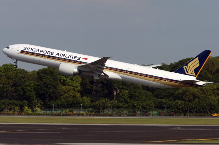 four of singapore airlines boeing 777 300ers removed from service Airplane GEEK Four Of Singapore Airlines' Boeing 777-300ERs Removed From Service