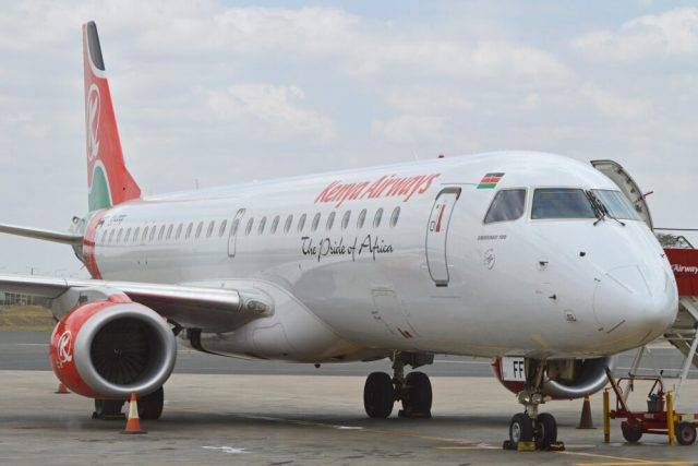 kenya airways partners with south africas airlink 1 Airplane GEEK Kenya Airways Partners With South Africa's Airlink