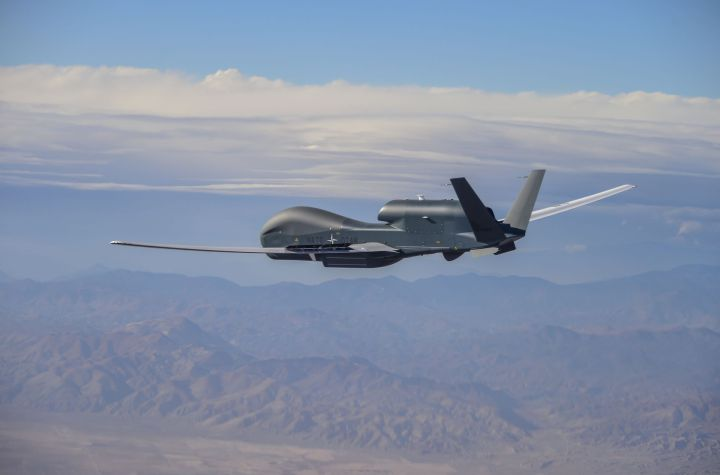 natos first operational uas flying unit Airplane GEEK NATO's first operational UAS flying unit