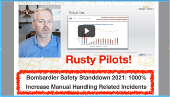 """recent experience rules safety Airplane GEEK """"Recent Experience"""" Rules Safety!"""