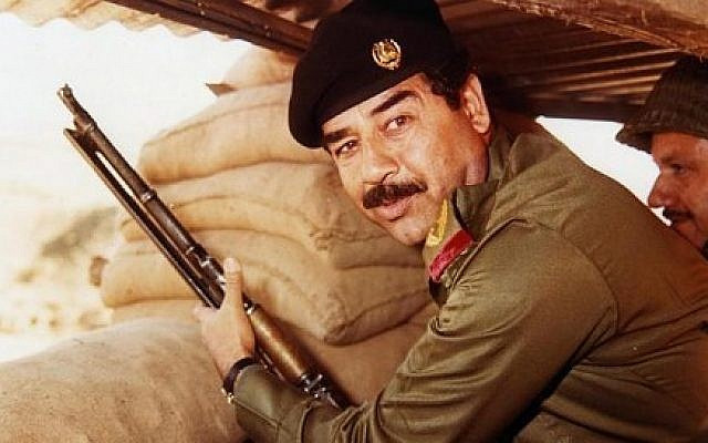 saddam hussein had a gold plated jewel encrusted personal spitfire aircraft and you can buy it Airplane GEEK Saddam Hussein had a gold-plated jewel-encrusted personal Spitfire aircraft and you can buy it