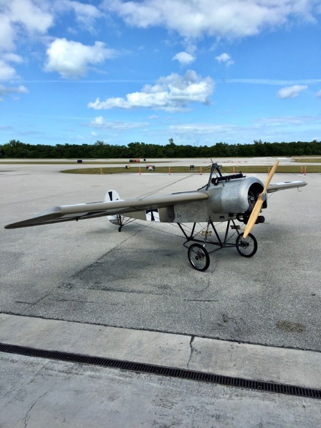 what our members are building restoring florida airdrome aeroplanes fokker e iii replica 3 Airplane GEEK What Our Members Are Building/Restoring — Florida Airdrome Aeroplanes Fokker E-III Replica
