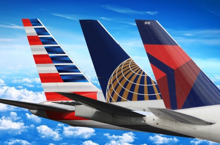 american delta and united airlines said reservation lines are receiving more volume than 2019 Airplane GEEK American, Delta, and United Airlines said Reservation Lines Are Receiving More Volume than 2019