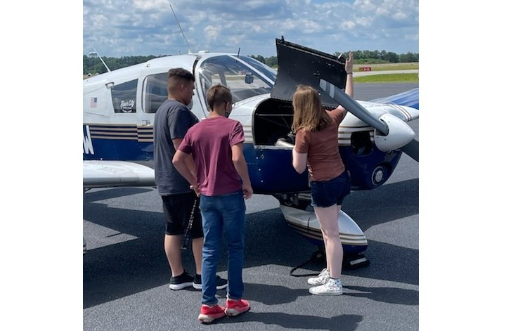 eaa chapter 677 ray scholar pays it forward Airplane GEEK EAA Chapter 677 Ray Scholar Pays It Forward