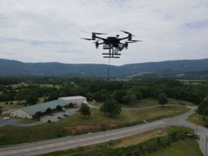 heavy lift tethered drone flies for a week zenith aerotech celebrates 108 hours of uninterrupted flight Airplane GEEK Heavy Lift Tethered Drone Flies for a Week: Zenith AeroTech Celebrates 108 Hours of Uninterrupted Flight