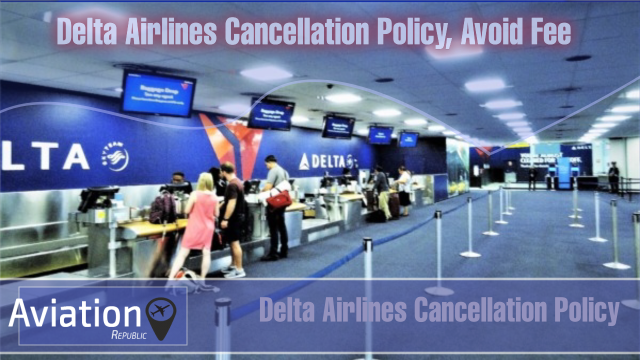 How to Change or Cancel My Delta Flight Without a Fee