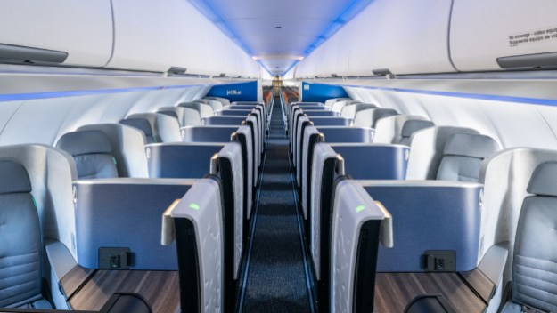 jetblues first airbus a321neo with reimagined mint for domestic flying enters scheduled service 1 Airplane GEEK JetBlue's first Airbus A321neo with reimagined Mint® for domestic flying enters scheduled service