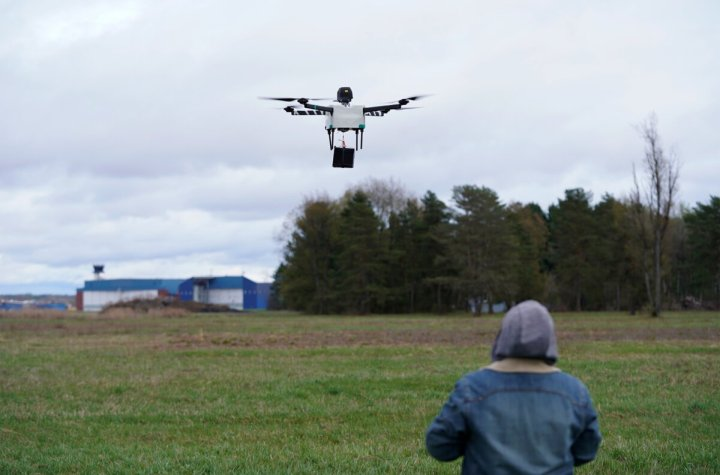 nuair leads path for safe drone operations over people with workhorse avss Airplane GEEK NUAIR Leads Path for Safe Drone Operations Over People with Workhorse & AVSS
