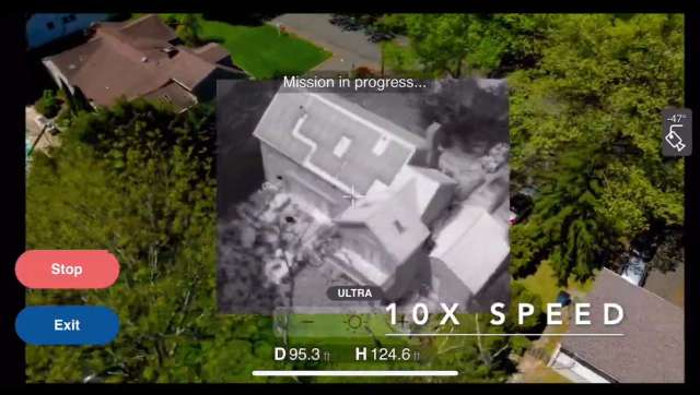 skyebrowse launches thermal mapping with autel Airplane GEEK SkyeBrowse Launches Thermal Mapping with Autel