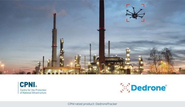u k centre for protection of national infrastructure cpni approves dedrone technology for drone detection and threat mitigation Airplane GEEK U.K. Centre for Protection of National Infrastructure (CPNI) approves Dedrone Technology for Drone Detection and Threat Mitigation
