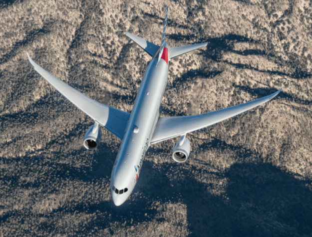 american airlines commits to setting science based target for reducing greenhouse gas emissions Airplane GEEK American Airlines commits to setting science-based target for reducing greenhouse gas emissions