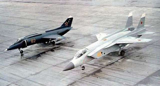 Yak-141 Returns; Vertical Takeoff Aircraft Coming Soon to the Russian Navy?