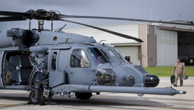 enjoy this walkaround tour of the new hh 60w jolly green ii combat rescue helicopter 1 Airplane GEEK Enjoy This Walkaround Tour Of The New HH-60W Jolly Green II Combat Rescue Helicopter