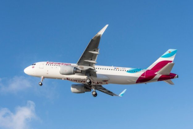 eurowings takes off from dusseldorf to more than 70 destinations 4 Airplane GEEK Eurowings takes off from Düsseldorf to more than 70 destinations