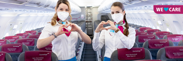 eurowings takes off from dusseldorf to more than 70 destinations Airplane GEEK Eurowings takes off from Düsseldorf to more than 70 destinations