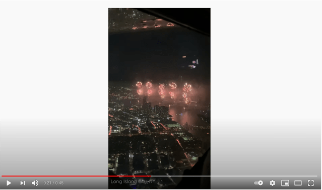 every pilot dreams of flying through fireworks this guy did it Airplane GEEK Every Pilot Dreams Of Flying Through Fireworks. This Guy Did It!