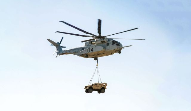 israel to buy ch 53k heavy lift helicopters Airplane GEEK Israel to buy CH-53K Heavy Lift Helicopters