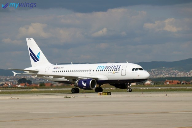 mywings starts using a trade air airbus a319 3 Airplane GEEK MyWings starts using a Trade Air Airbus A319