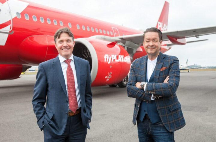 play celebrates stock listing 12 000 feet over icelands lava fields Airplane GEEK PLAY Celebrates Stock Listing 12, 000 Feet Over Iceland's Lava Fields