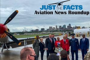 tuskegee airman gets terminal in his name new wasp movie inspires and its branson vs bezos for space dibs Airplane GEEK Tuskegee Airman Gets Terminal In His Name, New WASP Movie Inspires, And It's Branson vs. Bezos For Space Dibs
