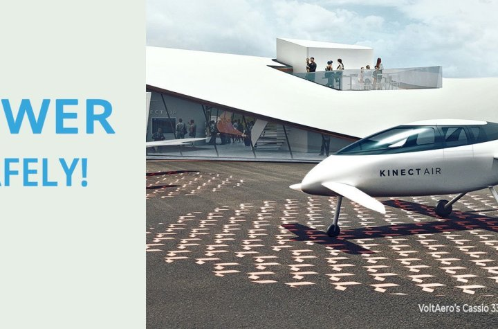 u s fractional ownership program is launched for the cassio hybrid electric aircraft in voltaeros partnership with kinectair Airplane GEEK U.S. fractional ownership program is launched for the Cassio hybrid-electric aircraft in VoltAero's partnership with KinectAir