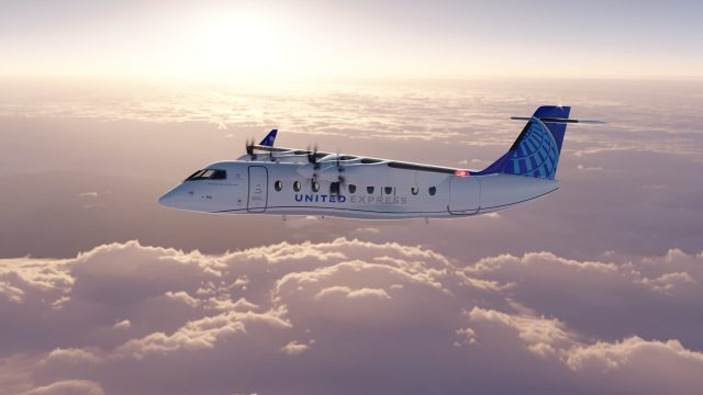 United Airlines, Electric Aircraft, Regional Jet