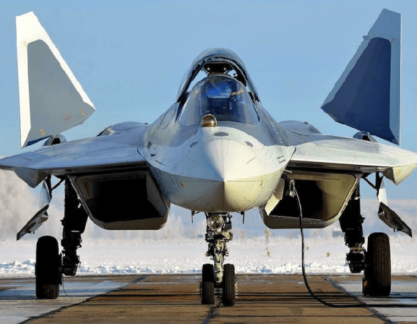 Was the 'stealth feature' of the Su-57 just a ruse? - Quora