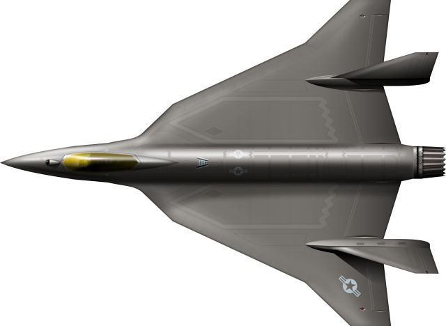 F-36 Kingsnake: Air Force's Next Fighter Jet?   F-16 Replacement