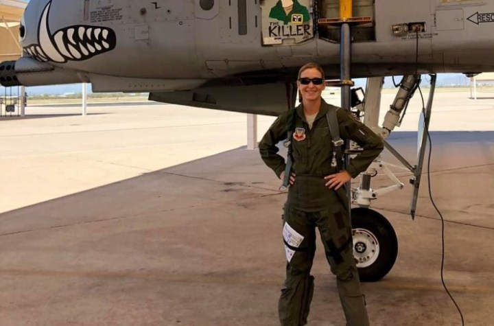 a 10 pilot kim campbell to speak at eaa museum Airplane GEEK A-10 Pilot Kim Campbell to Speak at EAA Museum