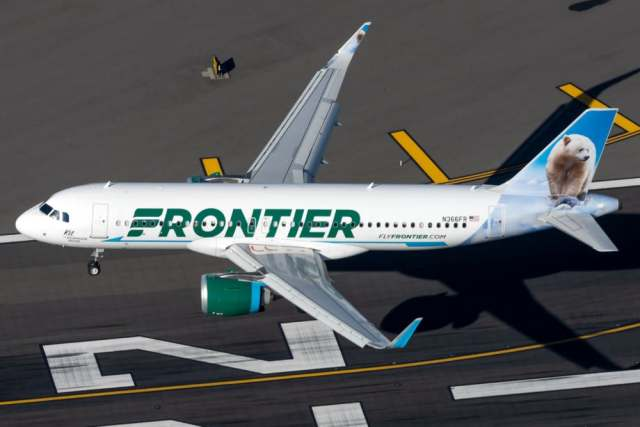 frontier airlines turns a profit and signs for 10 more airbus a321s 5 Airplane GEEK Frontier Airlines Turns A Profit And Signs For 10 More Airbus A321s