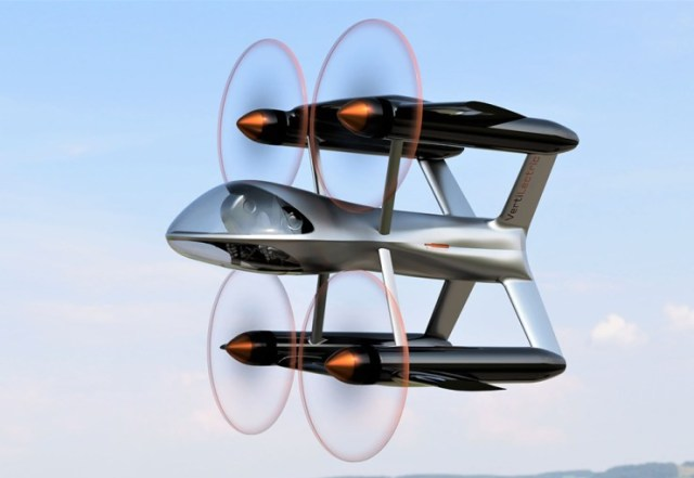 gofly inspires 14 year old to design her own flying machine 1 Airplane GEEK GoFly Inspires 14-Year-Old to Design Her Own Flying Machine