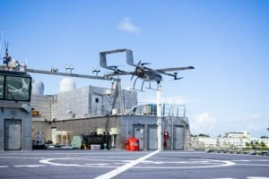 maritime cargo delivery drones volansi completes first autonomous mission Airplane GEEK Maritime Cargo Delivery Drones: Volansi Completes First Autonomous Mission
