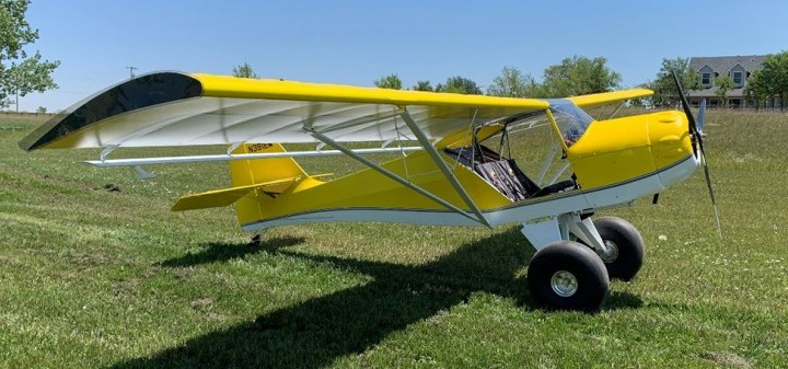what our members are building restoring colorado kitfox model iii Airplane GEEK What Our Members Are Building/Restoring — Colorado Kitfox Model III