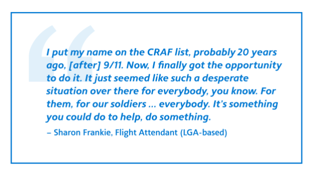 american airlines flight attendants reflect on flying a civil reserve air fleet mission 2 Airplane GEEK American Airlines flight attendants reflect on flying a Civil Reserve Air Fleet mission