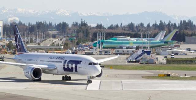 boeing 787 deliveries may be delayed into october 1 Airplane GEEK Boeing 787 Deliveries May Be Delayed Into October
