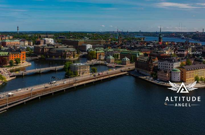 drone center sweden select altitude angel as the foundation stone as it begins to build a national drone infrastructure Airplane GEEK Drone Center Sweden select Altitude Angel as the 'Foundation Stone' as it begins to build a national drone infrastructure