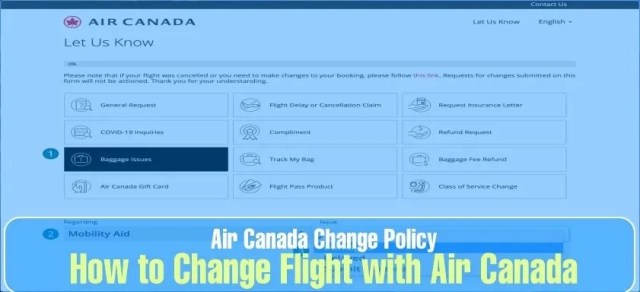 How to Change Flight with Air Canada? – Aviationrepublic