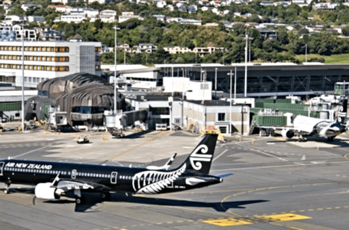 lockdowns to curtail strong traffic stats at wellington airport Airplane GEEK Lockdowns To Curtail Strong Traffic Stats At Wellington Airport