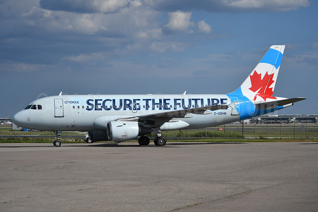 photo air canada airbus a319 114 c gbhn msn 773 secure the future otoole conservative party yyz tmk photography image 955009 Airplane GEEK Photo: Air Canada Airbus A319-114 C-GBHN (msn 773) (Secure the Future-O'Toole-Conservative Party) YYZ (TMK Photography). Image: 955009.