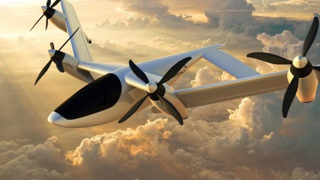 pterodynamics secures contract with us navy to deliver cargo vtol aircraft Airplane GEEK PteroDynamics Secures Contract with US Navy to Deliver Cargo VTOL Aircraft
