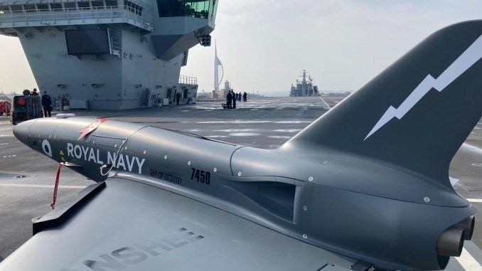 the royal navy is operating crewed and uncrewed aircraft from the hms prince of wales aircraft carrier Airplane GEEK The Royal Navy Is Operating Crewed And Uncrewed Aircraft From The HMS Prince Of Wales Aircraft Carrier