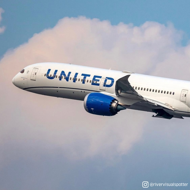 united airlines reports 97 of its us employees are vaccinated 1 Airplane GEEK United Airlines reports 97% of its US employees are vaccinated