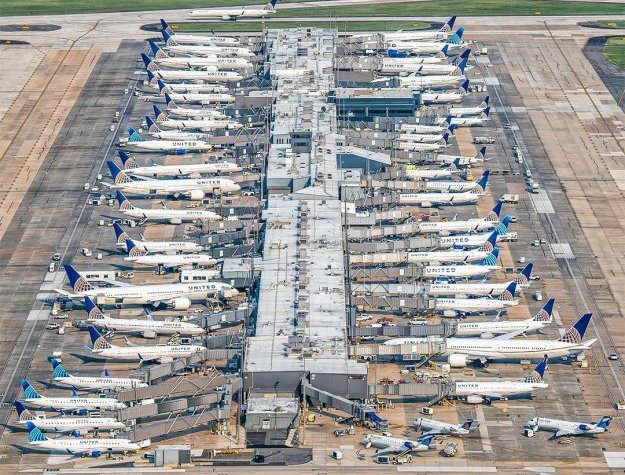 united airlines reports 97 of its us employees are vaccinated Airplane GEEK United Airlines reports 97% of its US employees are vaccinated