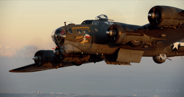 b 17 video puts you right there Airplane GEEK B-17 Video Puts You Right There