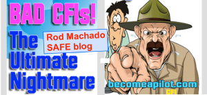 """but my cfi told me 1 Airplane GEEK """"But, My CFI Told Me…"""""""