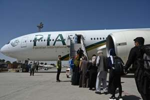 """pia stops flights to kabul over heavy handed taliban Airplane GEEK PIA Stops Flights To Kabul Over """"Heavy Handed"""" Taliban"""