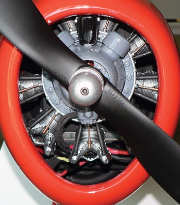 super scale radial engine building a dummy warbird powerplant Airplane GEEK Super Scale Radial Engine — Building a dummy warbird powerplant